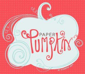 PaperPumpkinButton